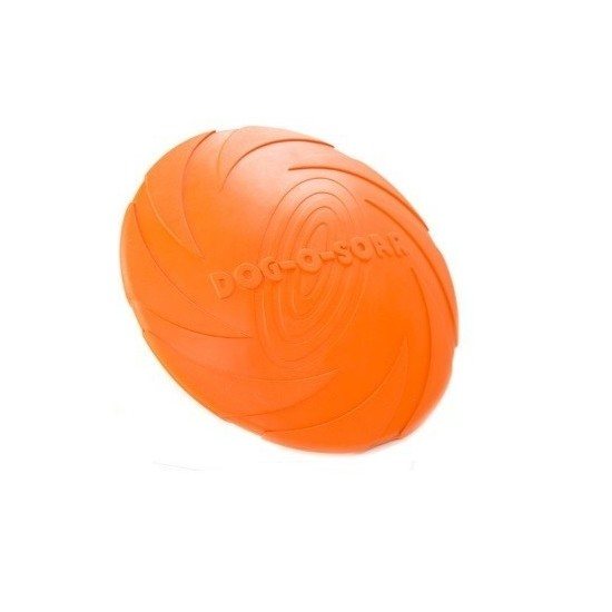 -Dog Disc Caucho Natural -Disc Dog