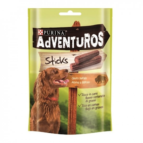 Purina Pro Plan -Adventuros Sticks -Snacks y huesos