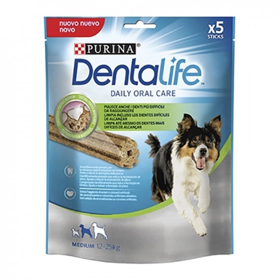 Purina Pro Plan -Snack Dentalife Medium -Snacks y huesos