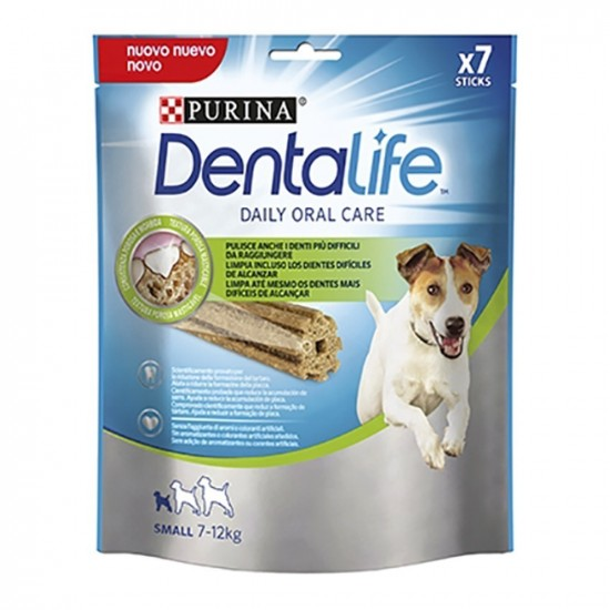 Purina Pro Plan -Snack Dentalife Mini -Snacks y huesos