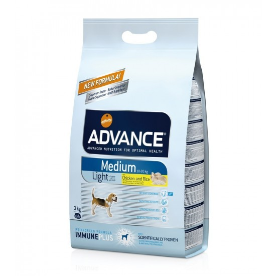 Affinity Advance -Medium Light -Pienso