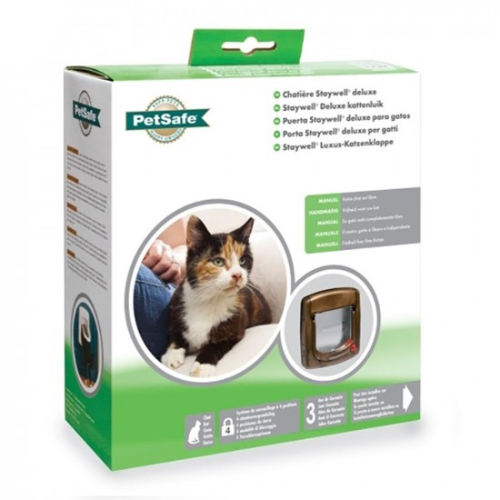 Petsafe -Petsafe Puerta Manual Abatible Gato -Complementos