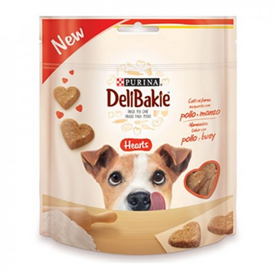 Purina Pro Plan -DELI BAKIE Hearts · Purina -Snacks y huesos