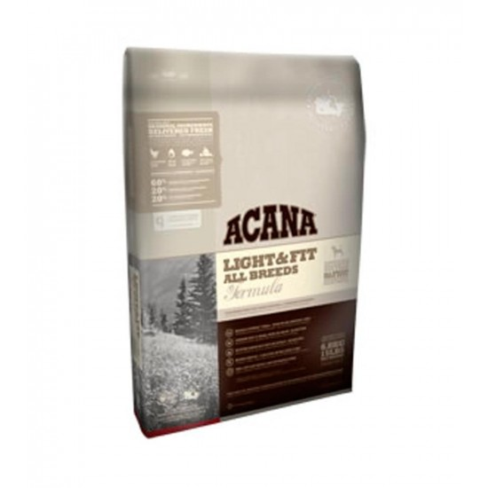 Acana -Acana Light & Fit -Pienso