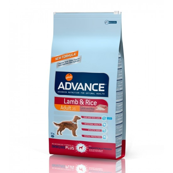 Affinity Advance -Cordero & Arroz Adult -Pienso
