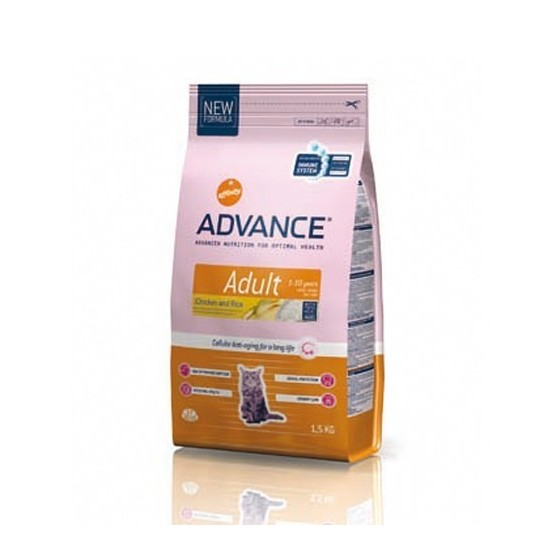 Affinity Advance -Advance Adult Pollo & Arroz -Pienso