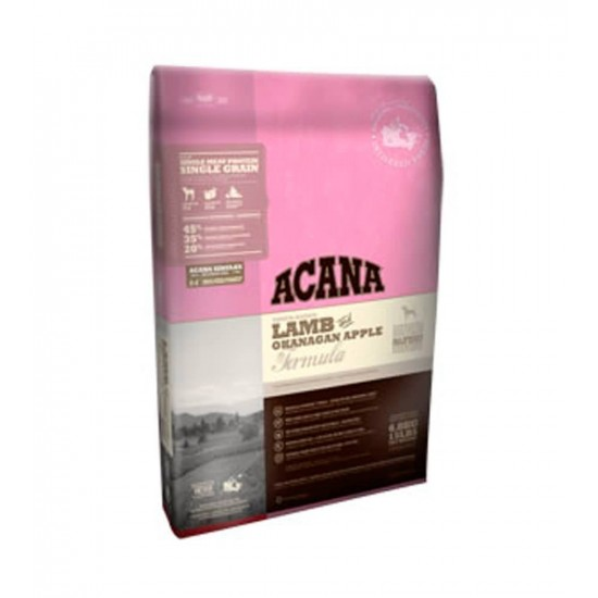 Acana -Lamb & Apple Formula -Pienso