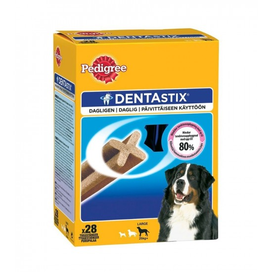 Pedigree -Pedigree Dentastix +25 -Snacks y huesos