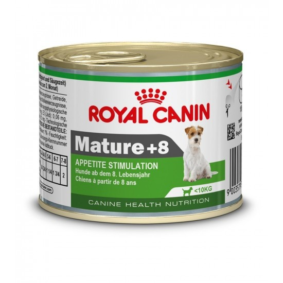 Royal Canin -Royal Canin Mature +8 -Comida húmeda