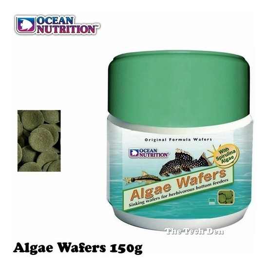 Ocean Nutrition Algae Wafers 75gr
