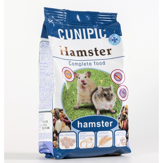 Cunipic Complete Food Hamster 800Gr