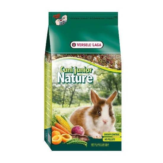 Versele-Laga Cuni Junior Nature Conejo 750Gr