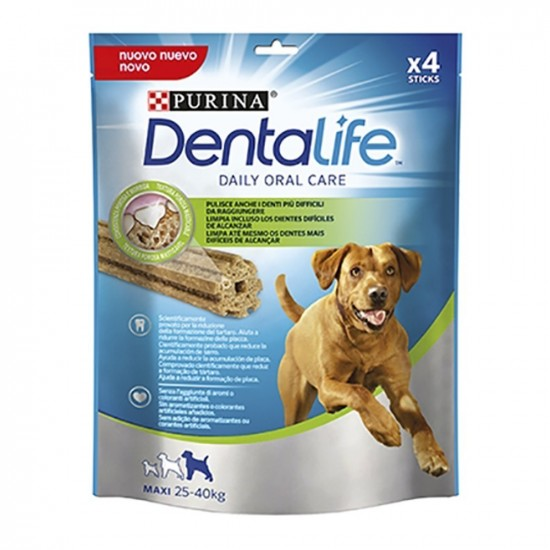 Purina Pro Plan -Snack Dentalife Large -Snacks y huesos