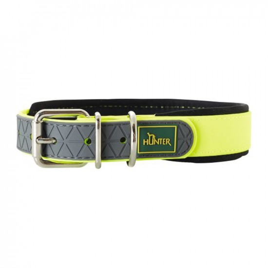 Hunter -Hunter Collar Convenience Amarillo -Collares para perro