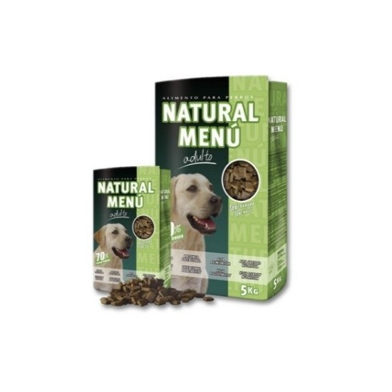 Natural Menu -Natural Menu Adulto -Pienso