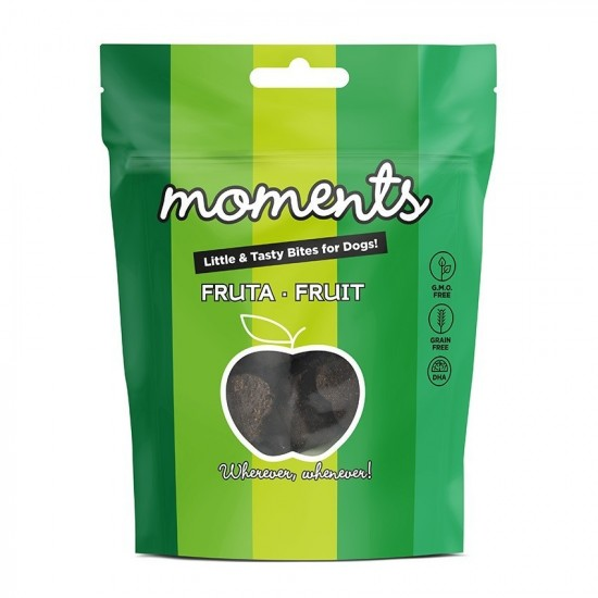 Moments -Moments Snack Fruta -Snacks y huesos