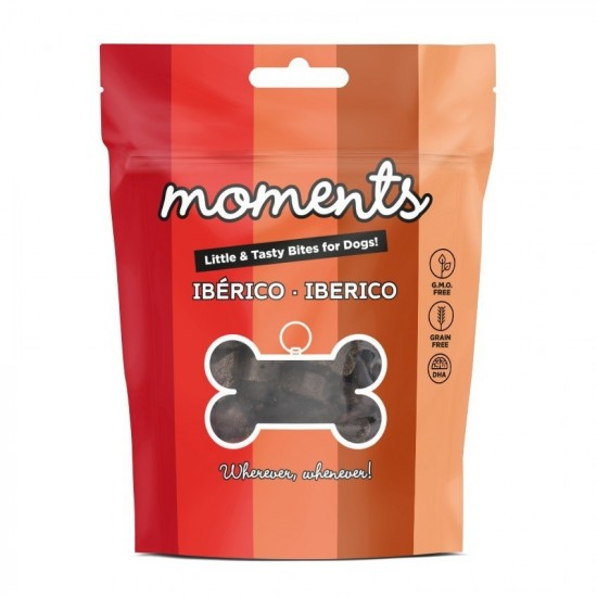 Moments -Moments Snack Iberico -Snacks y huesos