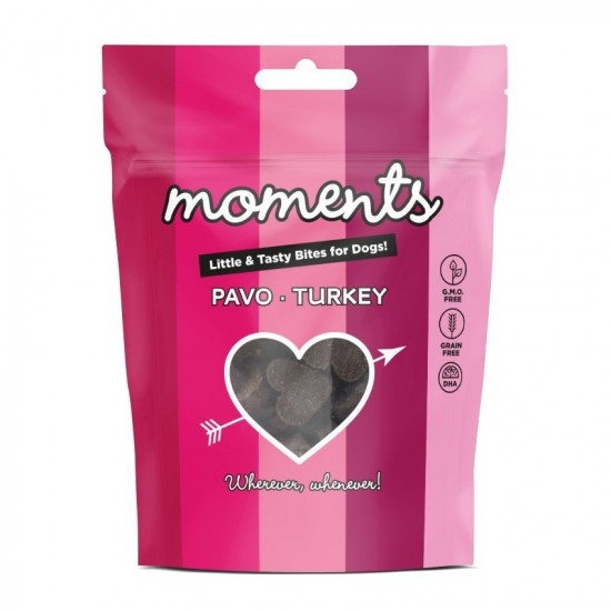 Moments -Moments Snack Pavo -Snacks y huesos