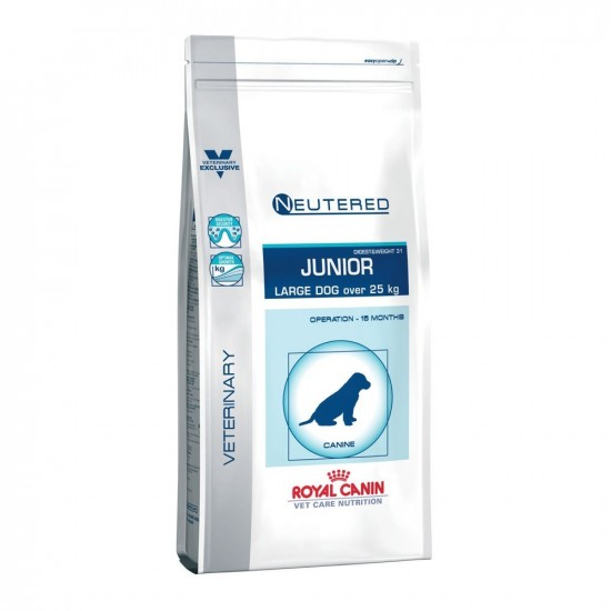 Royal Canin Veterinary Diet -Veterinary Neutered Junior Large Dog -Pienso