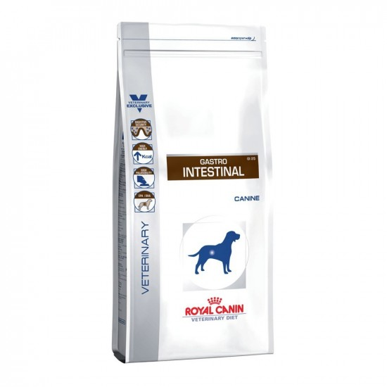 Royal Canin Veterinary Diet -Royal Canin Gastrointestinal GI25 -Pienso