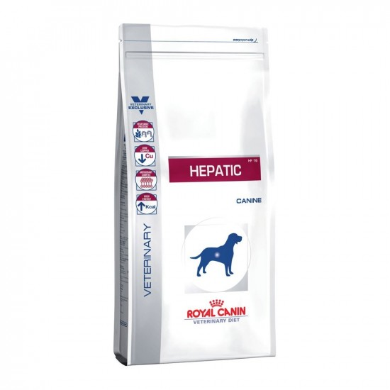 Royal Canin Veterinary Diet -Royal Canin Hepatic Canine -Pienso
