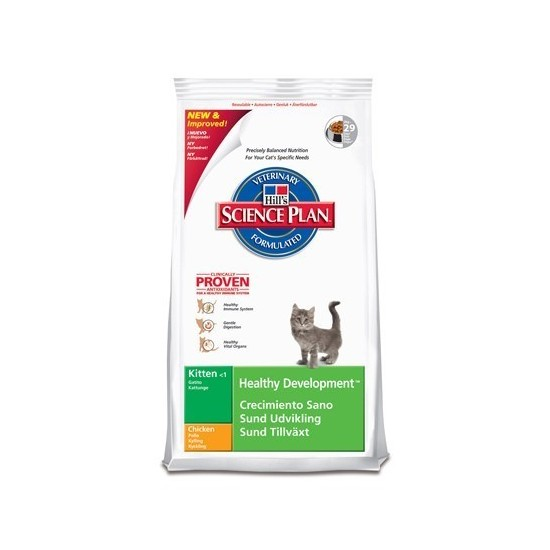 HILLS -Kitten Healthy Development -Pienso