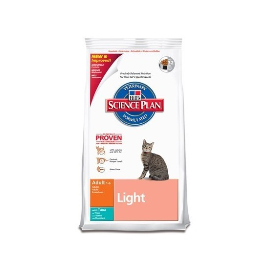 HILLS -Light Adult atun -Pienso