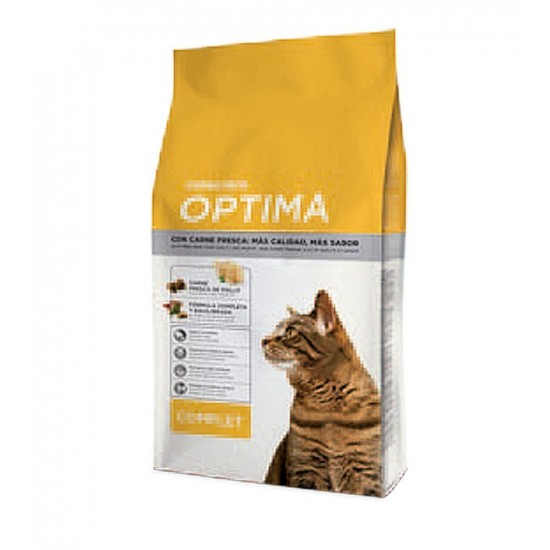 CoteCat -Optima Complet Chicken & Rice -Pienso