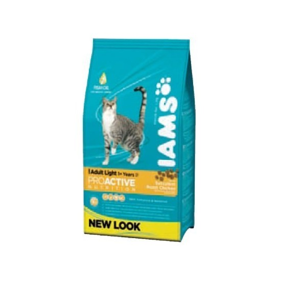 Iams -Iams Adult Light -Pienso