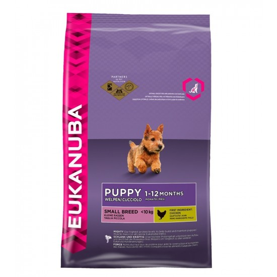 Eukanuba -Puppy Small Breed -Pienso