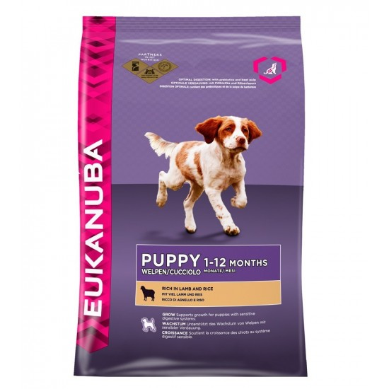 Eukanuba -Puppy All Breeds -Pienso