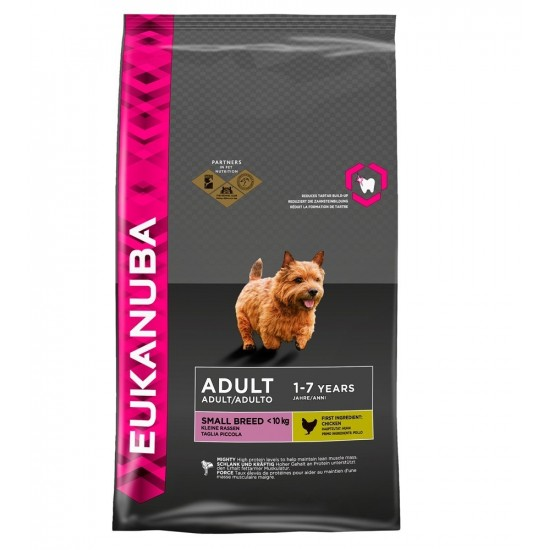 Eukanuba -Adult Small Breed -Pienso