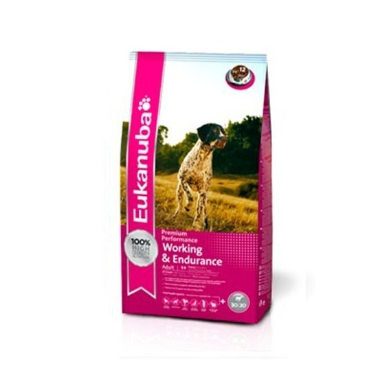 Eukanuba -Working & Endurance -Pienso